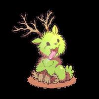 Bush dog-deer
