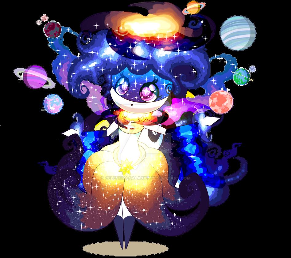 Galaxy by CelestialGalaxies