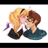 Peter and Gwen 10-05-2015 by Luciand29