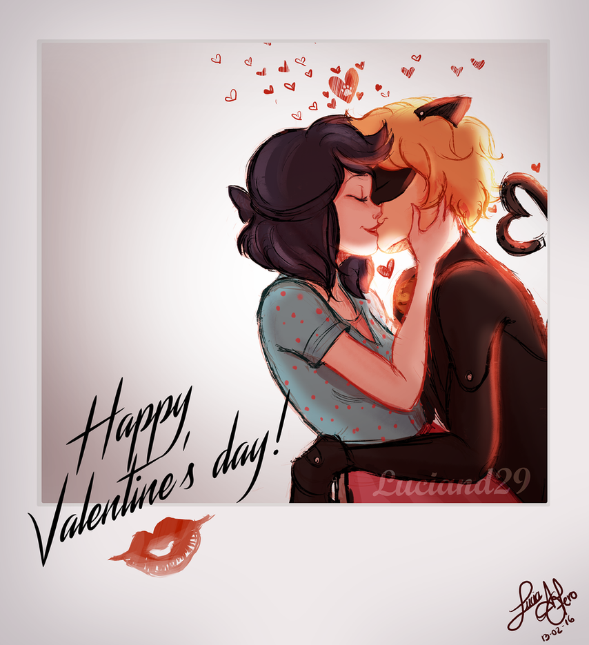 Valentine's day! by Luciand29