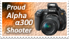 Alpha 300 Shooter by 41010 by SonyAlpha