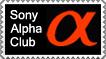 Sony Alpha Club White by SonyAlpha