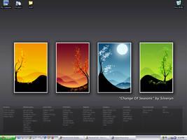 Change of Seasons Desktop by maverick3x6