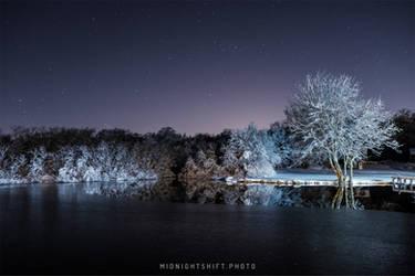 Frozen Night Two by maverick3x6