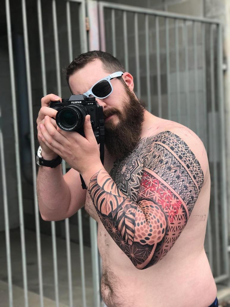 My first tattoo by maverick3x6