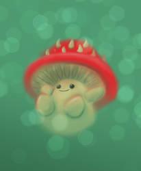 RO: Spore by starfishey