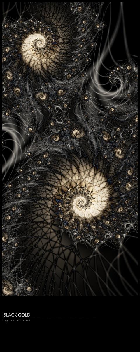 black gold by sci-clone