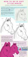 Soft Horse Tutorial