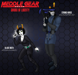 Meddle Gear Solid