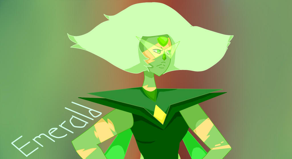 Emerald by pinkiecitrine