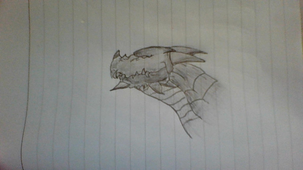 Dragon 2 by pinkiecitrine