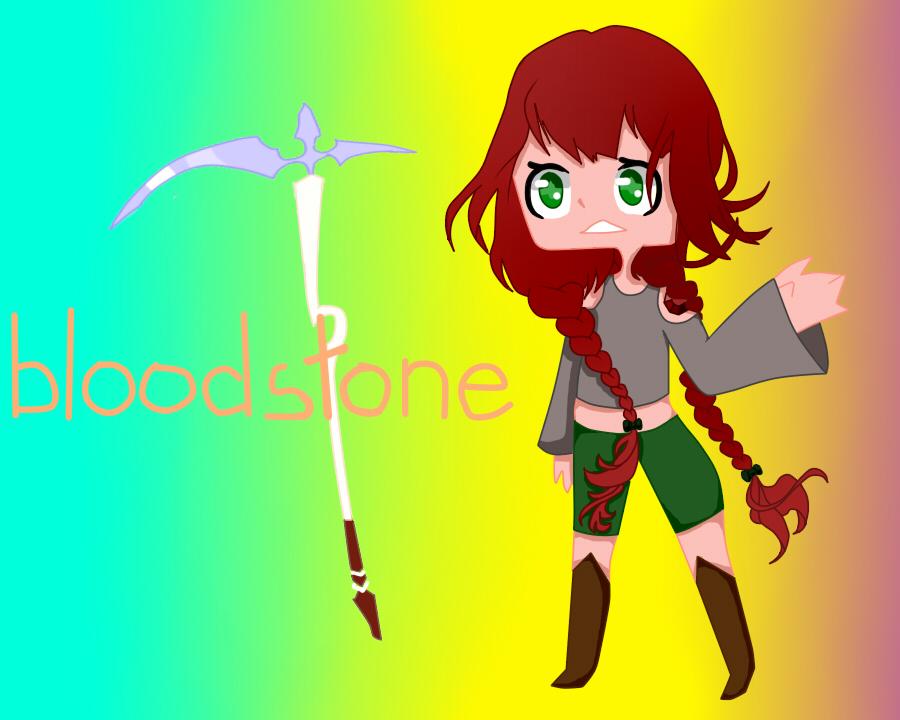 Bloodstone by pinkiecitrine