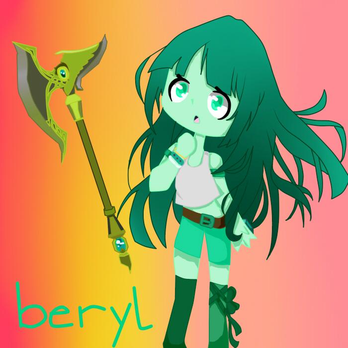 Beryl by pinkiecitrine