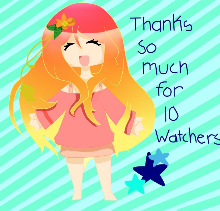 Thanks So Much by pinkiecitrine
