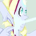 Pixel Opal by pinkiecitrine
