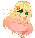 pixel Phoenix by pinkiecitrine
