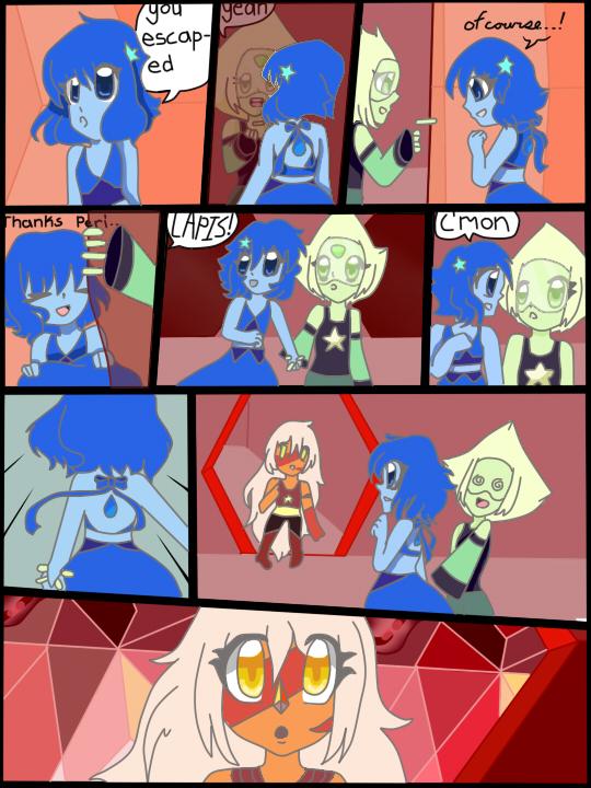 Alternate Universe Page 6 by pinkiecitrine