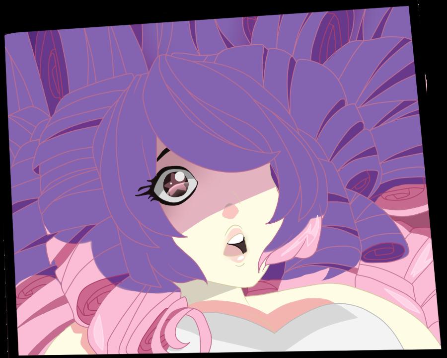 Rose quartz by pinkiecitrine