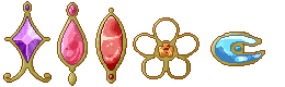 Soul Gems by pinkiecitrine