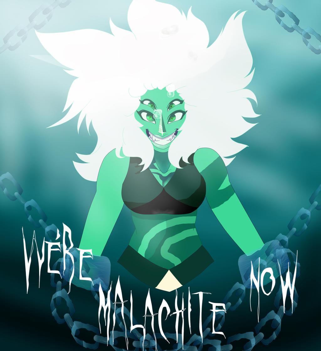 Malachite by pinkiecitrine