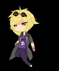 the steam punk girl by pinkiecitrine