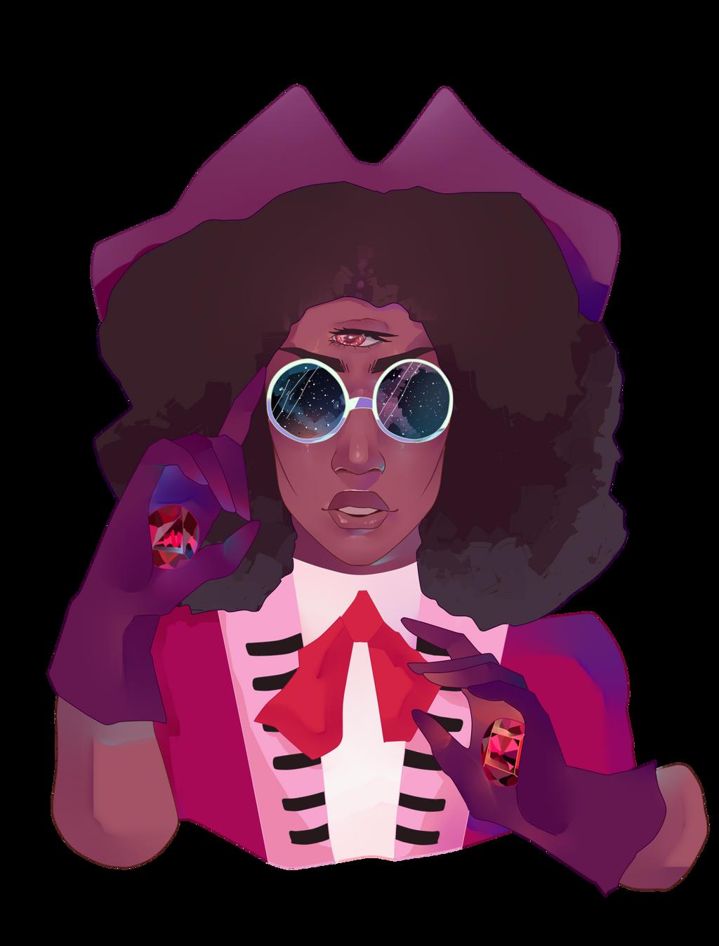 Garnet by pinkiecitrine