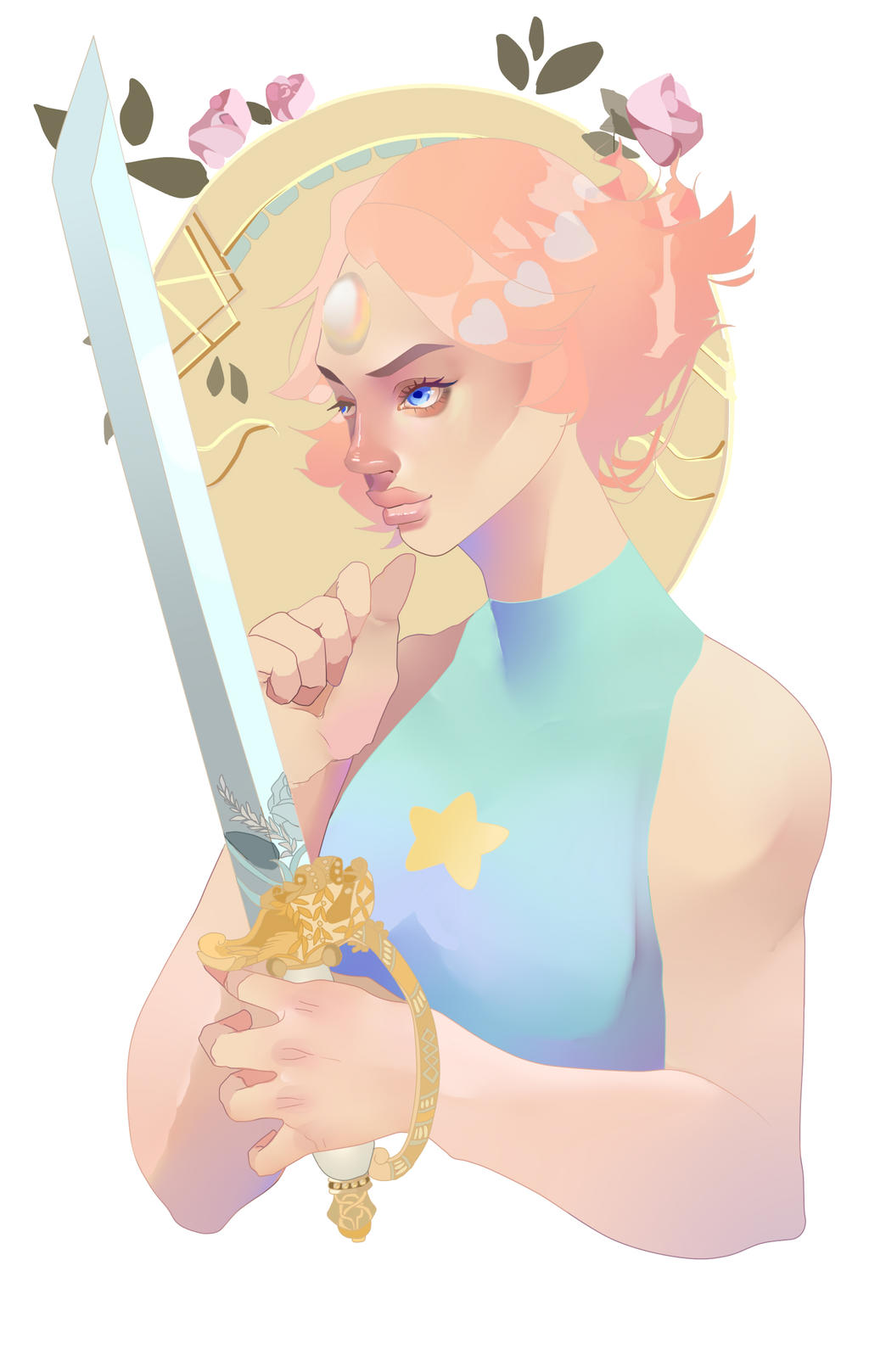 Pearl by pinkiecitrine