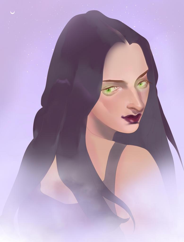 [Commission] Jaelynn by pinkiecitrine