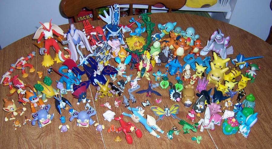 Holy Crap Pokemon Toys