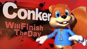 Conker for Smash!