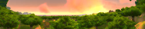 Green Hills of Stranglethorn by Wishmasterok