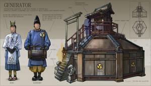 Edo period Generator