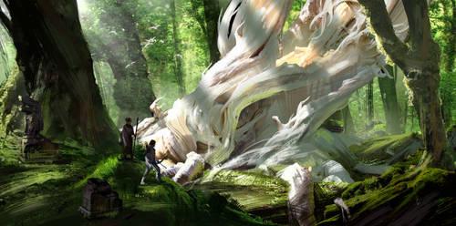 Dragoon Tree