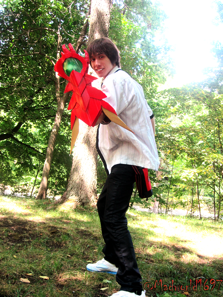 Hyoudou Issei Cosplay (HighSchool DxD) by Madworld1697