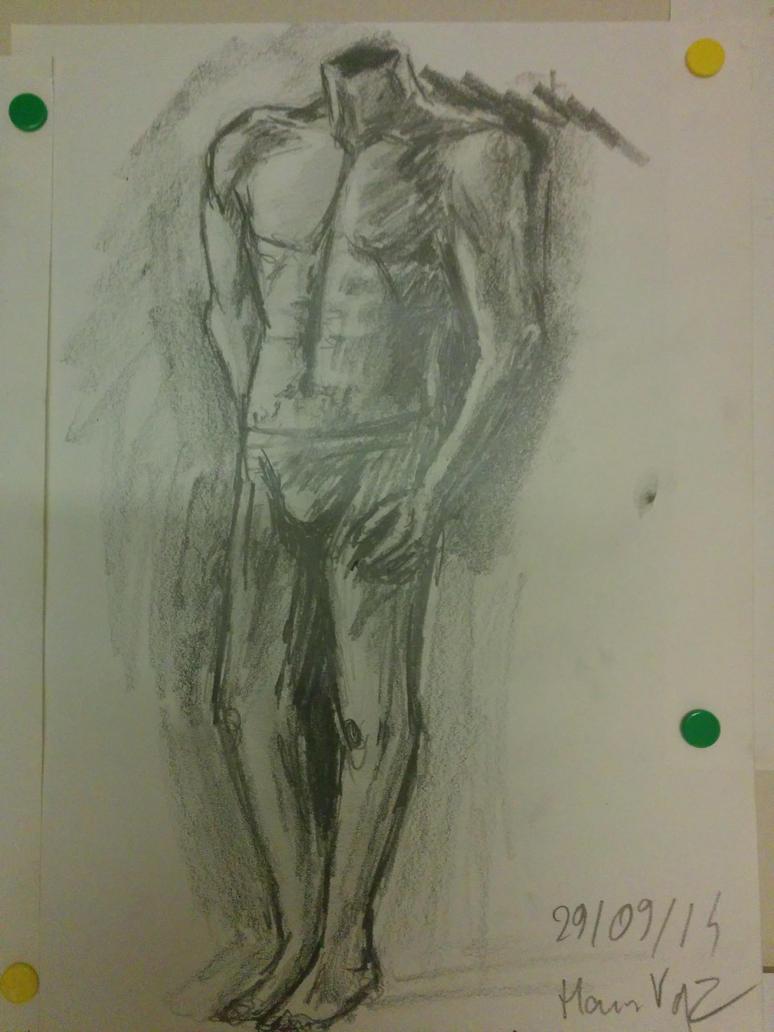 Model sketch by EliteRocketbear