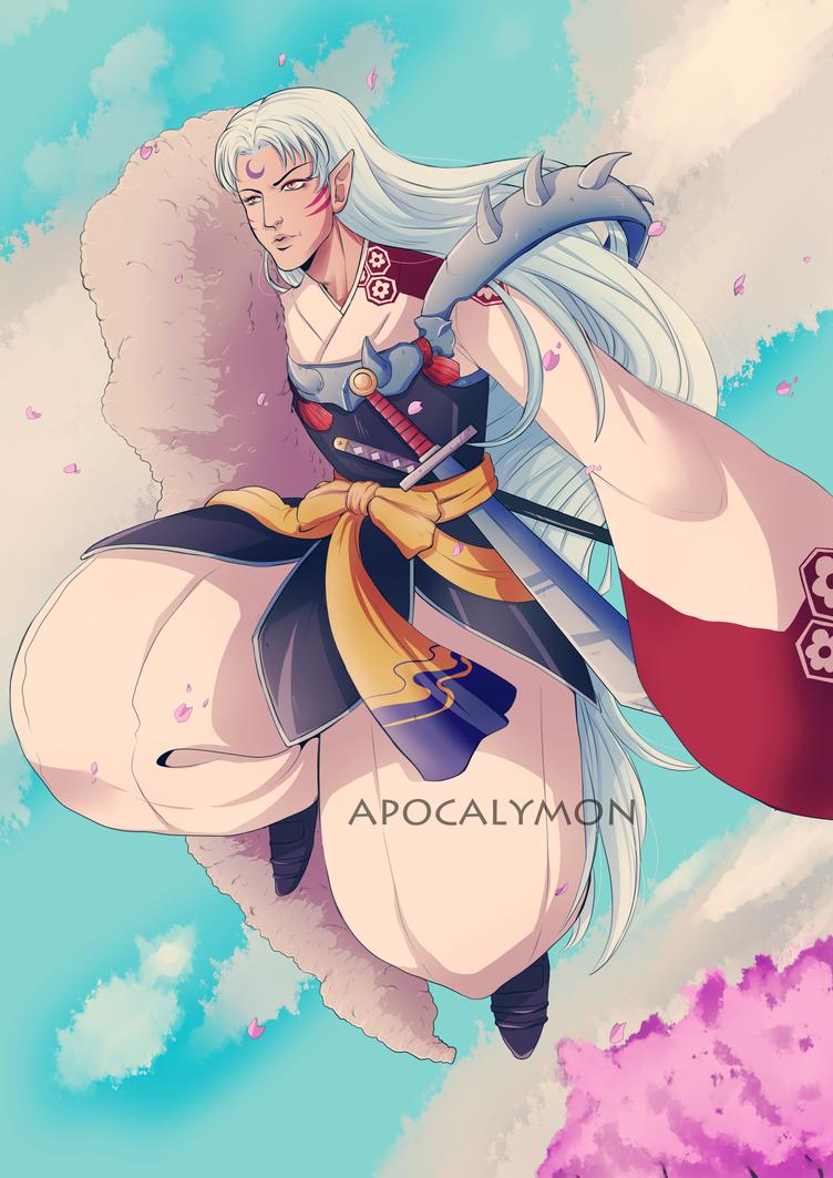 Sesshomaru by Apoclymon