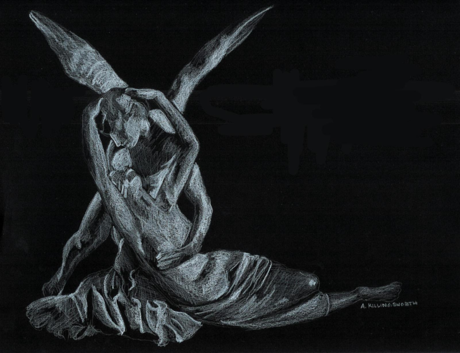 Eros and Psyche by AmandaKillingsworth on DeviantArt