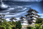 Himeji's Castle 2