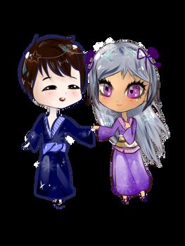 Request #2 ~ Krystal and Goonstar