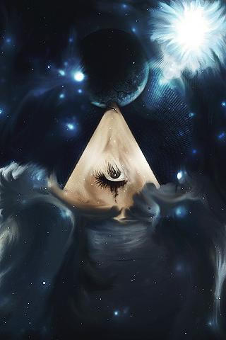 Triangle Eye By MikeRock07