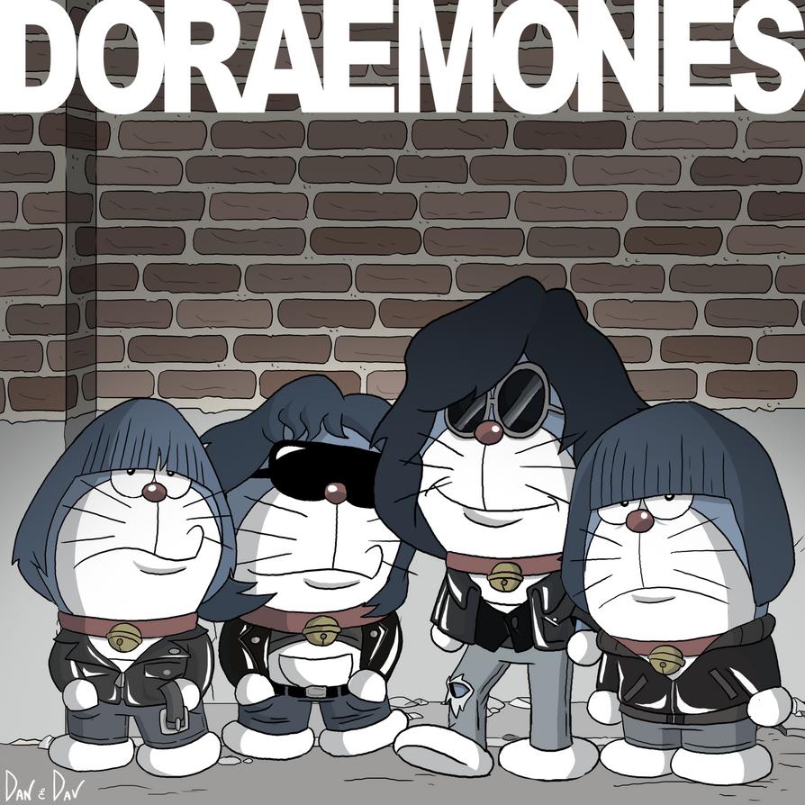 DORAEMONES   Dan e Dav by DanDav87