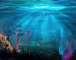 Underwater Landscape by KT-ExReplica