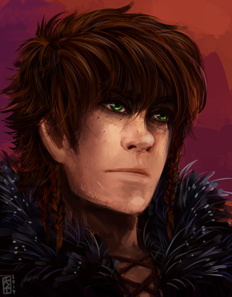 Alpha of All (Alpha!Hiccup) by KT-ExReplica
