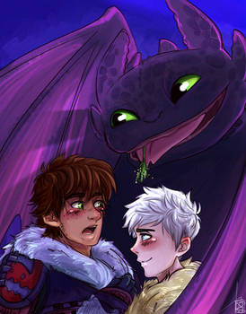Toothless the Matchmaker (Hijack)