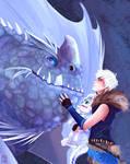 Dragon Guardian (httyd!Jack Frost)