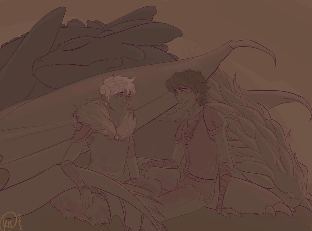 Dragon pile (Hijack) by KT-ExReplica