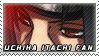 Uchiha Itachi Fan Stamp by gangsterg