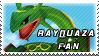 Rayquaza Stamp