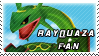 Rayquaza Stamp by gangsterg