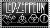Led Zeppelin Stamp by gangsterg